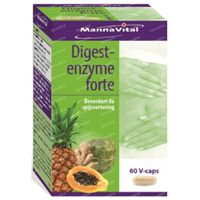 Mannavital Digest Enzyme Forte 60  capsules