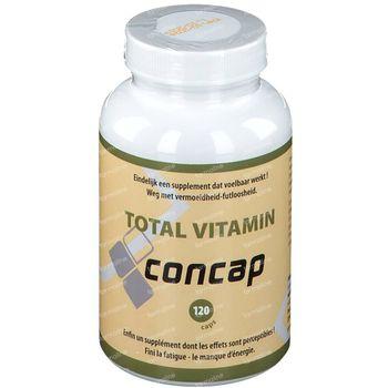 Concap Total Vitamin 120 capsules