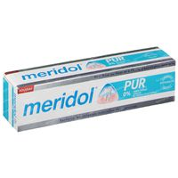Meridol Tandpasta Pur 75 ml
