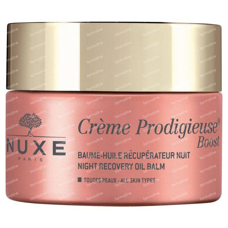 Nuxe Crème Prodigieuse Boost Baume-Huile Récupérateur Nuit..