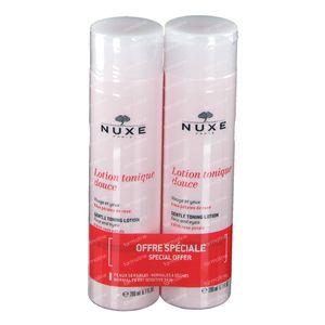 Nuxe Lotion Tonicum Sanft mit Rosenblättern DUO 2x200 ml