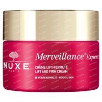 Nuxe Merveillance Expert Liftende en Verstevigende Crème Normale Huid 50 ml