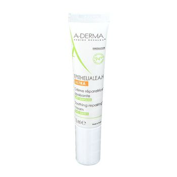 A-Derma Epitheliale A.H. Ultra Kalmerende & Herstellende Crème 15 ml