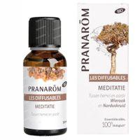 Pranarôm Les Diffusables Meditatie Bio 30 ml