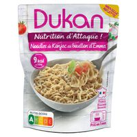 Dukan Konjac Noodles Vegetable Bouillon 280 g