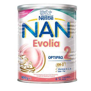 Nestlé NAN OPTIPRO Evolia 2 800 g