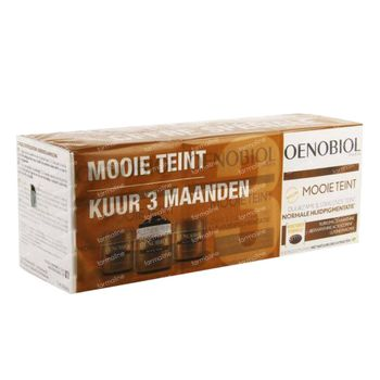 Oenobiol Mooie Teint Nieuwe Formule 3x30 capsules