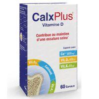CalxPlus Vitamine D 60  capsules