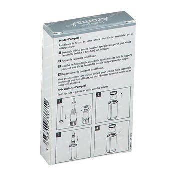 Le Comptoir Aroma Recharge de Mèches de Diffuseur Aromatique Air Pulsé 5 pièces