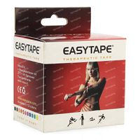 Easytape® Therapeutic Tape Rouge 1 pièce