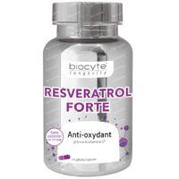 Biocyte Resveratrol Forte Gélules 30  capsules