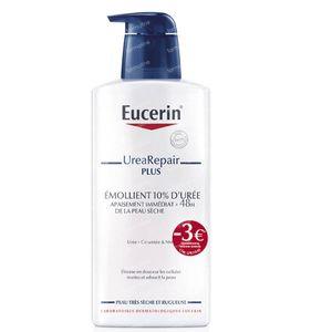 Eucerin UreaRepair PLUS Lotion 10% Urea Verlaagde Prijs 400 ml