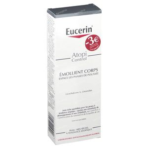 Eucerin AtopiControl Body Care Lotion Reduced Price 250 ml