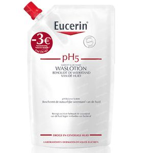 Eucerin pH5 Wash Lotion Refill Reduced Price 400 ml