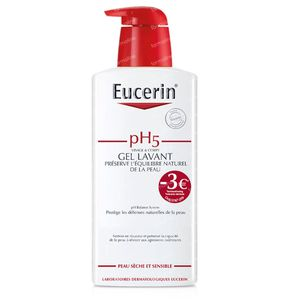 Eucerin pH5 Wash Lotion Reduced Price 400 ml