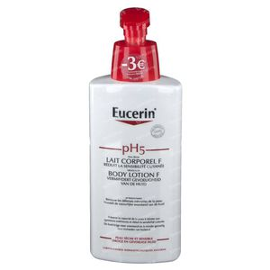Eucerin pH5 Skin-Protection Lotion F Reduced Price 400 ml