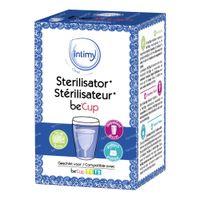 Intimy Care be'Cup Sterilisator 1  sterilisator