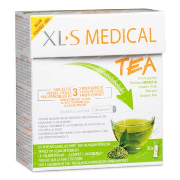 XL-S Medical Tea - Ondersteunt je Dieet en Helpt je om Af te Vallen 30 stick(s)