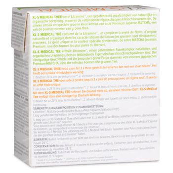 XL-S Medical Tea Gewichtsverlies 30 stick(s)
