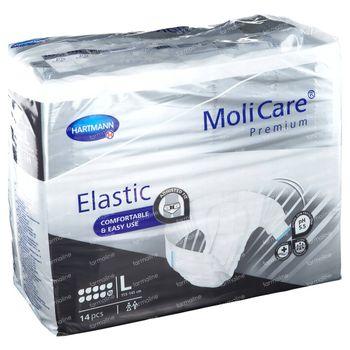 Hartmann Molicare Premium Elastic 10 Drops Large 14 pièces
