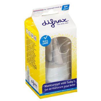 Difrax Luxe Manicure Set 1 set