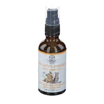 Elixirs & Co Kamerspray Bach Bloesems voor Dieren Onmiddellijk Comfort 50 ml