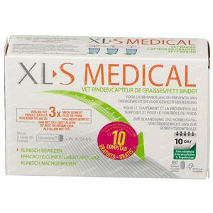 XLS Medical Vetbinder + 10 Tabletten GRATIS 50+10 tabletten