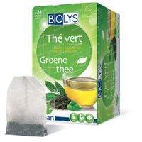 Biolys Grüner Tee 24  beutel