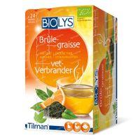 Biolys Grüner Tee - Zitruspflanzen 24  beutel