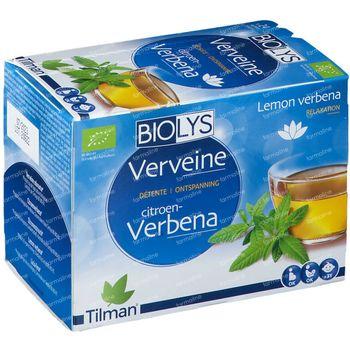 Biolys Zitronenstrauch 24 beutel