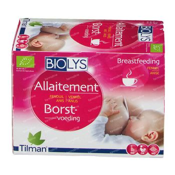 Biolys Fenouil - Anis 24 sachets