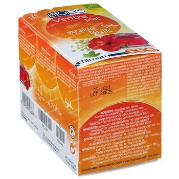Biolys Fenouil - Hibiscus 24 sachets