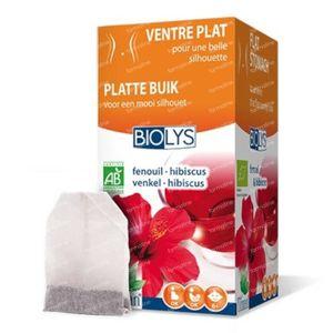 Biolys Venkel - Hibiscus 24 zakjes