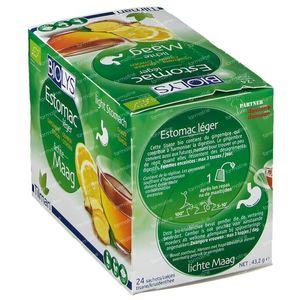 Biolys Gingembre - Citron 24 sachets