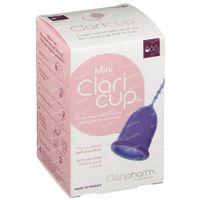 Claricup Menstruatiecup Taille 0 1 stuk