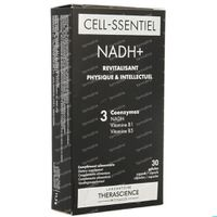 Physiomance Cell-Ssentiel NADH+ 30  capsules