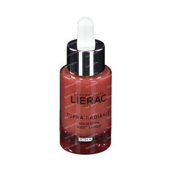 Lierac Supra Radiance Detox Serum Radiance Booster 30 ml
