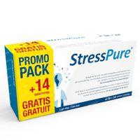 Stresspure + 14 Tabletten GRATIS 56+14  tabletten