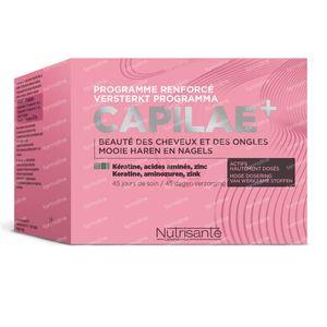 Nutrisanté Capilae+ Mooie Haren en Nagels 120 softgels