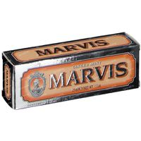 Marvis Dentifrice Classic Ginger Mint - Gingembre Et Menthe 25 ml