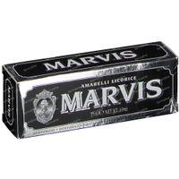 Marvis Zahnpasta Amarelli Licorice - Lakritze Und Minze 25 ml