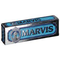 Marvis Dentifrice Classic Aquatic Mint - Menthe Aquatique 85 ml