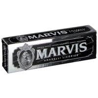 Marvis Zahnpasta Amarelli Licorice - Lakritze Und Minze 85 ml