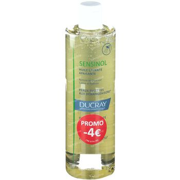 Ducray Sensinol Kalmerende Reinigingsolie Verlaagde Prijs 400 ml
