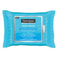 Neutrogena Hydro Boost Lingettes Nettoyantes 25 pièces