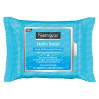 Neutrogena Hydro Boost Reinigende Doekjes 25 stuks