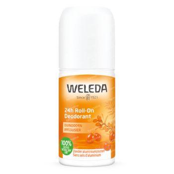 Weleda Déodorant à Bille Argousier 24h 50 ml