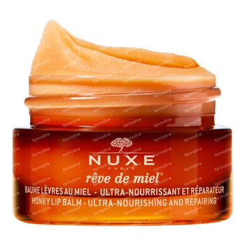 Nuxe Rêve de Miel Nourishing and Repairing Lip Balm 15 g