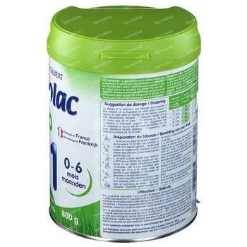 Physiolac Bio 1 Neue Formel 800 g pulver