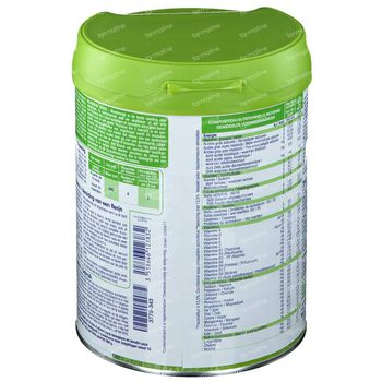 Physiolac Bio 3 Neue Formel 800 g pulver